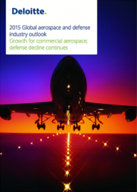 Delotte_2015 Global Space and defense industry outlook