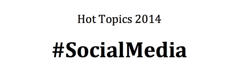 hot topics social media