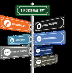 1 Industrial Way sign