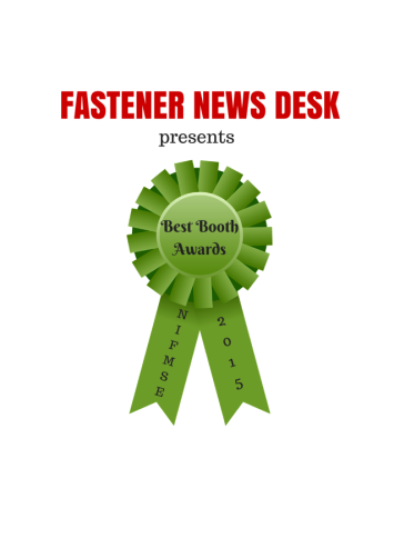Best Booth Awards 2015