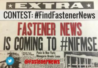 NIFMSE Contest @FastenerNews