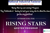 Rising Star (up and coming) ProgramHEY DISTRIBUTORS! We're looking to host your rising star to attend the show for the very first time! (1)
